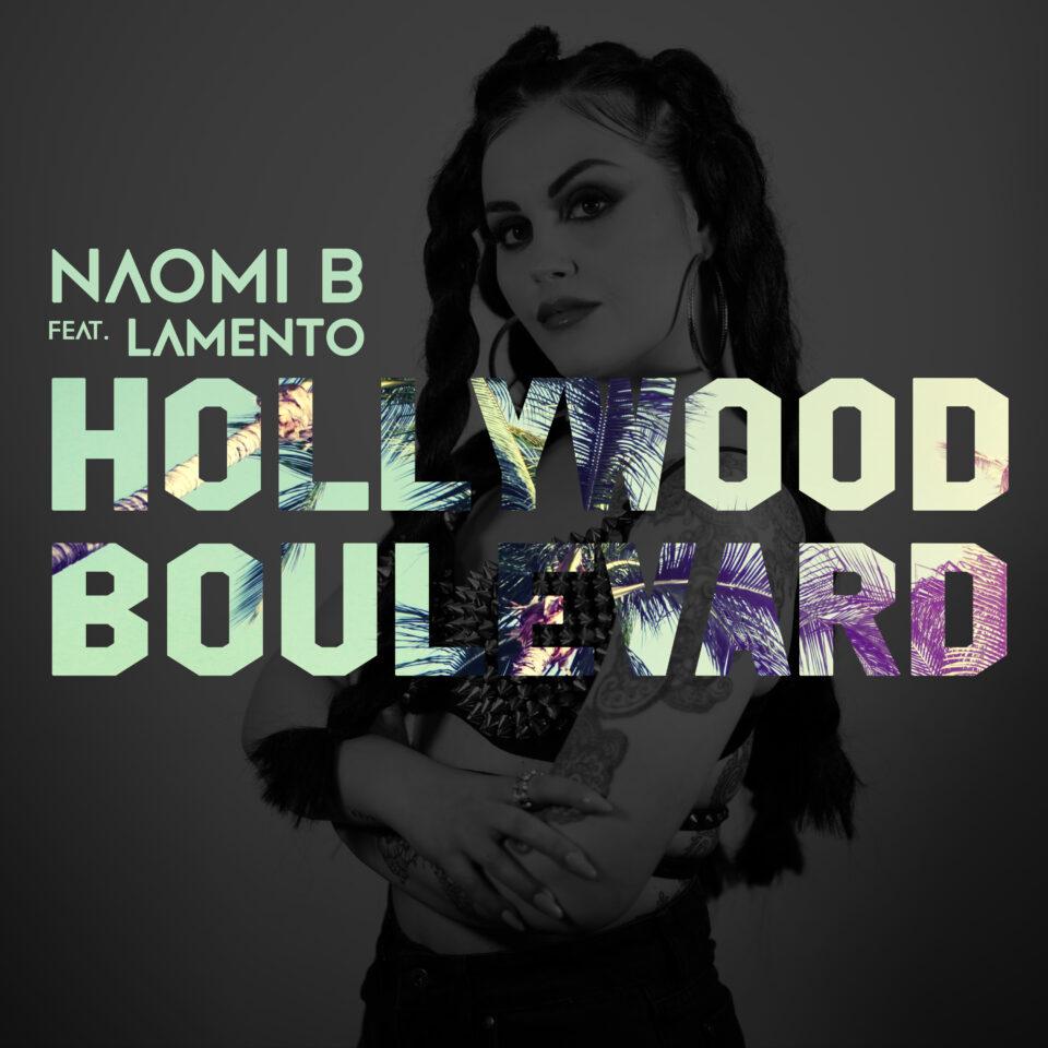 Naomi B - Hollywood Boulevard